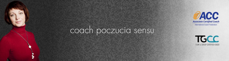 Magdalena Kozioł. Coach poczucia sensu.